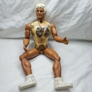 Vintage Mattel Pulsar The Ultimate Man of Adventure Action Figure 1976 14 inch