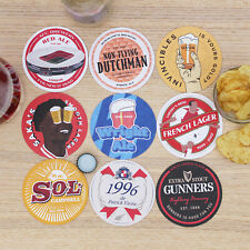 More details for arsenal football beer mats x9