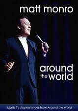 Matt Monro - Around The World 2015 DVD