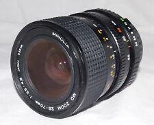 Minolta 28-70mm f/3.5-4.8 Macro Zoom Lens MD Mount