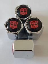 Transformers Bumblebee Autobot Ruota della valvola polvere Caps ESCLUSIVA PER NOI TUTTI I MODELLI