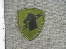 1983 TIOH sample, U. S.  Army 1st Special Operation Command, by Action Embrodery