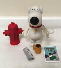 """Family Guy  Brian Griffin (Dog) 4"""" Figure 2004 Mezco Series 1"""