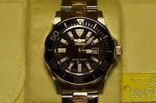 NEW Men's INVICTA 15030 Pro Diver Japanese Quartz Two Tone (Gold & Silver) Watch