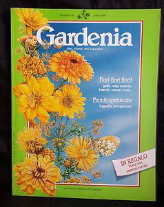 GARDENIA FIORI, PIANTE, ORTI E GIARDINI NR.108 ANNO 1993