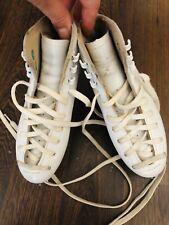 Risport Kids White Ice Skates  Size 30 (uk 11)