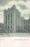 Prudential Building, Newark, New Jersey, Early Postcard, Unused