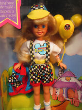 Barbie little sister STACIE Mickey's Toontown Doll - Disney Exclusive 1993  NEW
