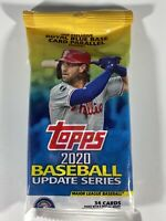 2020 Topps Baseball MLB: Update Series - Fat / 34 Card Value Pack Factory Sealed