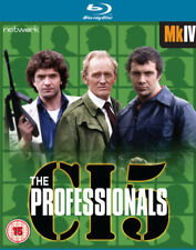 The Professionals: MkIV Blu-Ray (2018) Lewis Collins ***NEW***