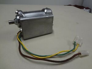 66-72 CHEVELLE GTO 442 GM 4-WAY POWER BUCKET SEAT TRACK MOTOR STRONG RUNNING