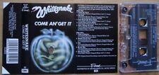 Very Good (VG) Hard Rock Music Cassettes