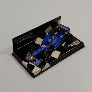 Minichamps F1 1:43rd scale Red Bull Sauber Petronas C19 M. Salo 430 000017