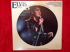 Elvis  Limited Edition Picture Disc Vol 3  LP  1978  RCA  CPL1-3078  Rock  US NM