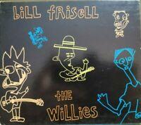 BILL FRISELL: The Willies. Barnes. Lowe. Townsend. Nonesuch CD 2002. Wie NEU!!!