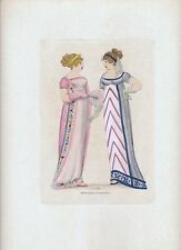 Edizioni Falteri Florence Italy HC print London Dresses Regency ladies fashion