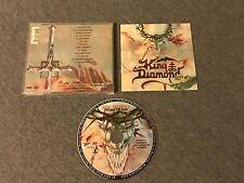 King Diamond House of God CD Metal Blade 2000 Original Press Fast Free Shipping!