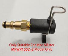 Connecet Karcher Hose (Push Fit) With Mac Allister MPWP100D-2 Pressure Washer