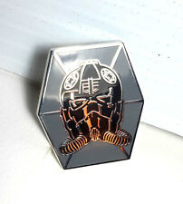 "2016 Star Wars Celebration UK TIE Fighter Pilot 1.125"" Pin-(SWPI-KL-02)"