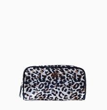 PurseN Classic Makeup Case Modern Leopard Small