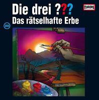 Die Drei ??? - 205/das Rätselhafte Erbe [Vinyl LP] 2LP NEU OVP VÖ 15.05.2020