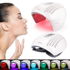 7 Colors Facial LED Photon PDT Light Therapy Rejuvenation Beauty Skin Care Mask