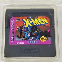 Sega Game Gear X-Men Cartridge Only