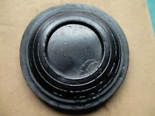 Rare1886/7 Blue Rock Clay Pigeon Cleveland Oh Target Trapshooting Glass Ball era