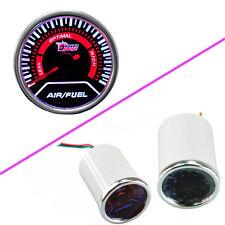 "2"" inch 52mm Smoke Len Car Motor Universal Indicator Air/Fuel Ratio Gauge Meter"