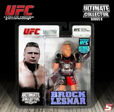 Brock Lesnar ROUND 5 MMA UFC Ultimate Collector Series 8 Limited Edition