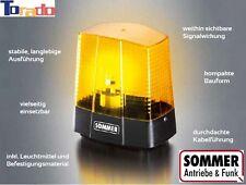 Sommer Aperto LED Warnlicht 24 V für Garagentorantrieb Warnleuchte Signalleuchte