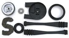 Simson S51 S53 S83 S70 S60 Kette Kettenkit Antrieb Kettenkasten Ritzel Spanner