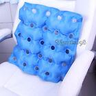 Back Lumbar Head Inflatable Waffle Cushion Pad/Ventilation Hole Pressure Relief