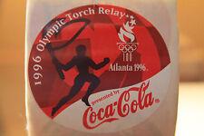 COCA COLA  -  ATLANTA 1996 CENTENNIAL OLYMPIC GAMES STICKER