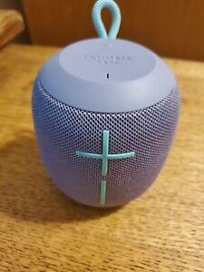 Ultimate Ears WONDERBOOM  Portable Waterproof Bluetooth Speaker Blue+Power Bank