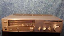 SONY AM/FM STEREO RECEIVER  STR - VX 2L