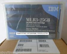 NEW IBM 59H4128 SLR50 MLR-3 25GB/50GB Data Tape Cartridge MLR3-25GB SEALED