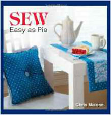 Sew Easy as Pie, New, Malone, Chris Book