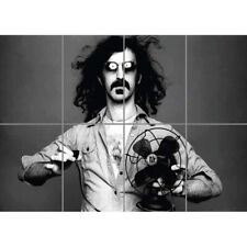 Frank Zappa Music Legend Fan Giant Wall Mural Art Poster Print 47x33 Inches