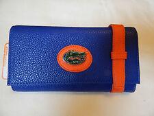 Florida Gators Textured Vinyl Womens Wallet