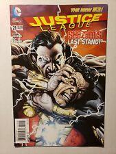 New listing Justice League #21 New 52 - 1St Shazam Family - Black Adam - Dc comics