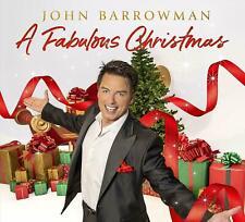 John BARROWMAN - A Fabulous Christmas CD, Release 29/11/2019
