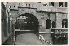 HONGRIE c. 1940 - Bastion des Pêcheurs à Budapest - DIV 8111