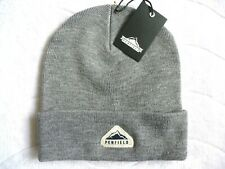 PENFIELD USA Grey Beanie Hat - Super Comfy & Warm - One Size Adult - Toque NEW