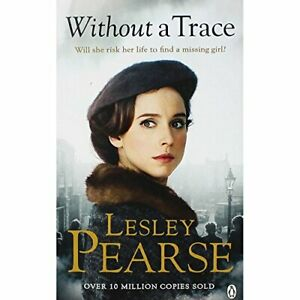 Without a Trace by Pearse, Lesley Book The Cheap Fast Free Post