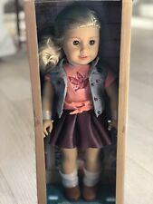 """AMERICAN GIRL TENNEY GRANT ~ NEW IN AG BOX ~ 18"""" BEAUTIFUL BLONDE HAIR DOLL"""