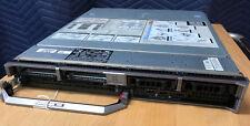 Dell M820 blade server, 2x xeon E5-4620 processor, 128gb ram, 10G 08F6NV