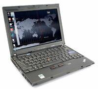 Cheap Ultrabook Lenovo ThinkPad Laptop X200 Dual Core 4GB 120GB SSD Windows 10
