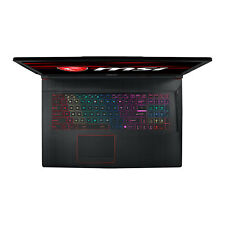 "17.3"" MSI GE73 Raider RGB 8RE-061,120Hz FHD,i7-8750H,16GB,256GB SSD+1TB,GTX 1060"