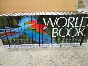 World Book Encyclopedias 2013 VERY GOOD CONDITION ex-library